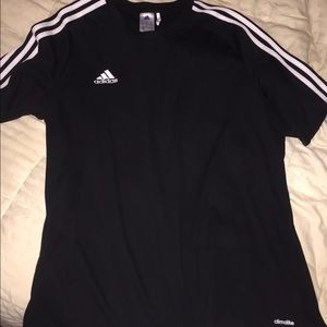 Adidas Climalite Short Sleeve Shirt